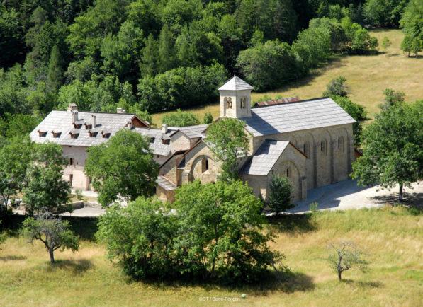 Abbaye Boscodon / Serre-Ponçon