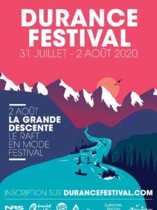 30.07 au 05.08 festival durance