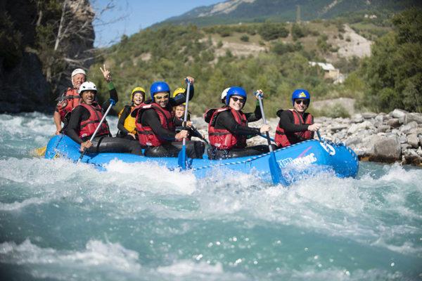Serre-Ponçon Rafting