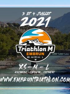 Triathlon M Embrun