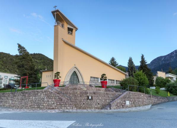 Coeur patrimoine 3. Eglise St Florent